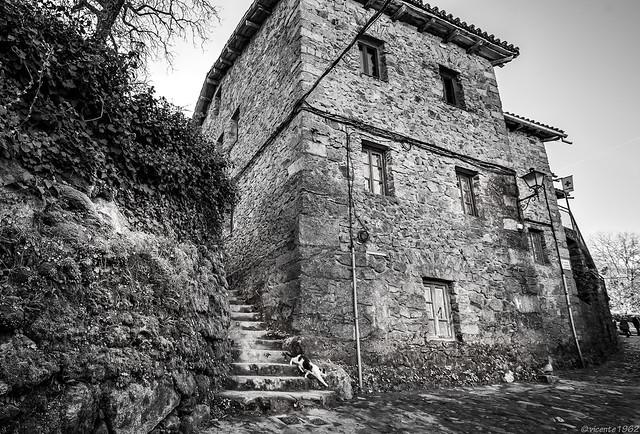 La Alberca VI Parque Nacional de las Batuecas (Salamanca)