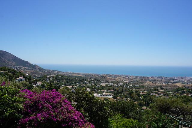 Mijas view
