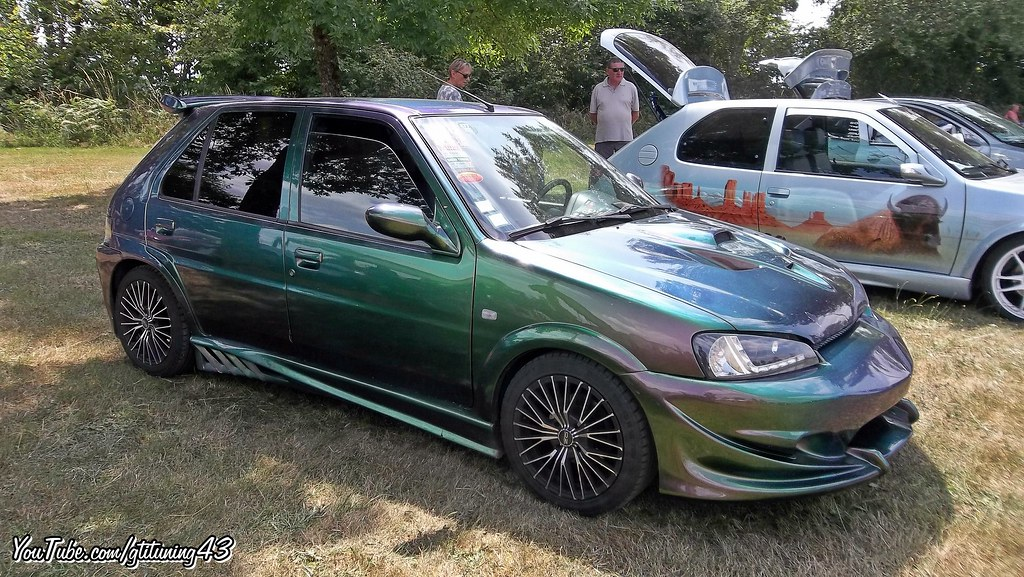 Peugeot 106 Venez Regarder Ici Ma Video Du Meeting Freddy Ranchoux Flickr