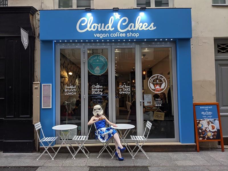 Cloud cakes Paris
