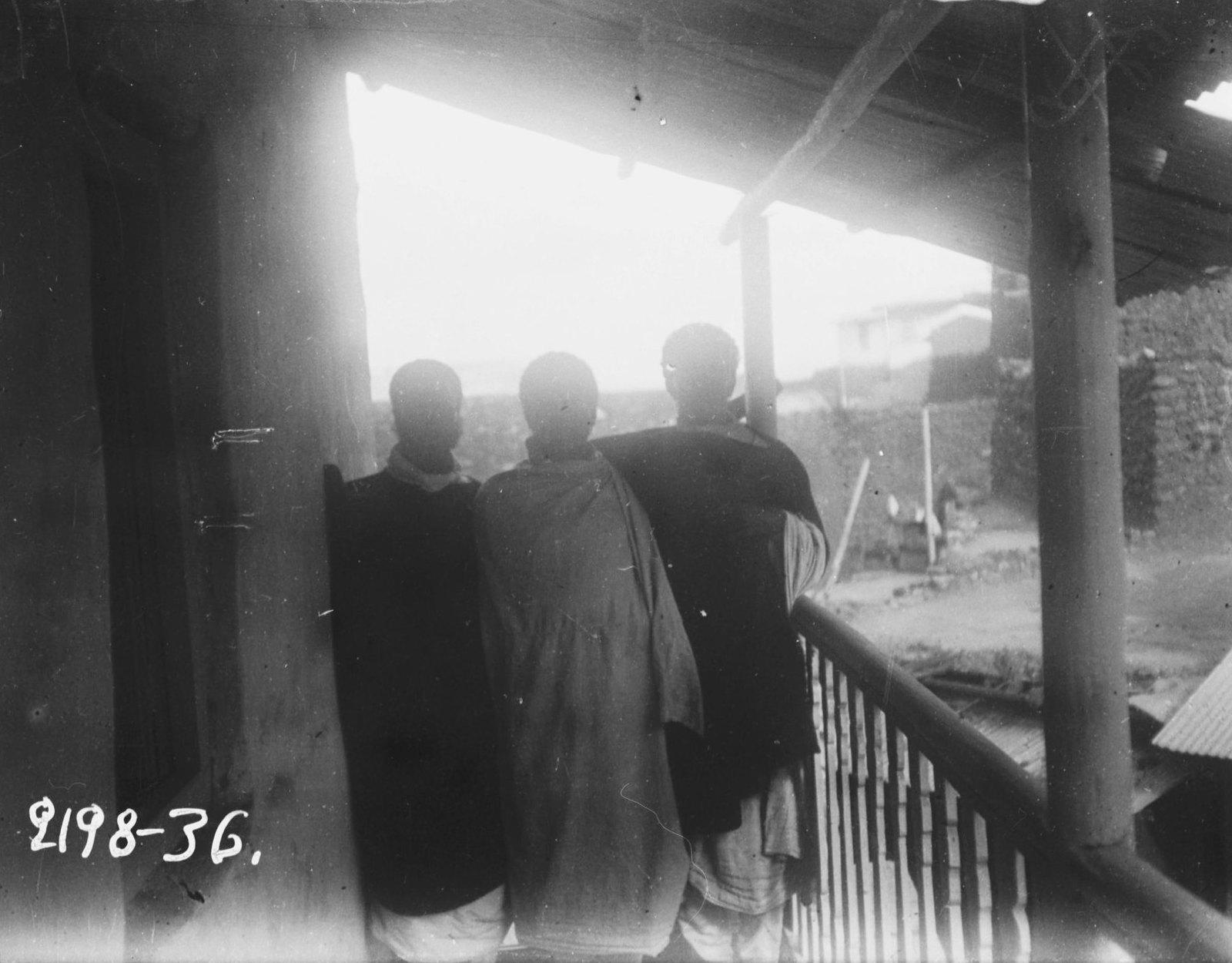 36. Харар. Военачальник Хайлю и его два родственника