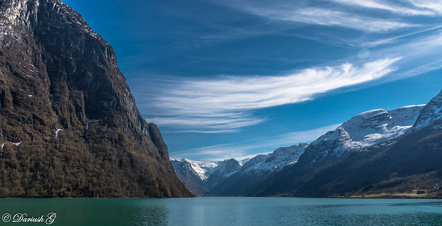 Yrineset, Jostedalsbreen National Park, Norway