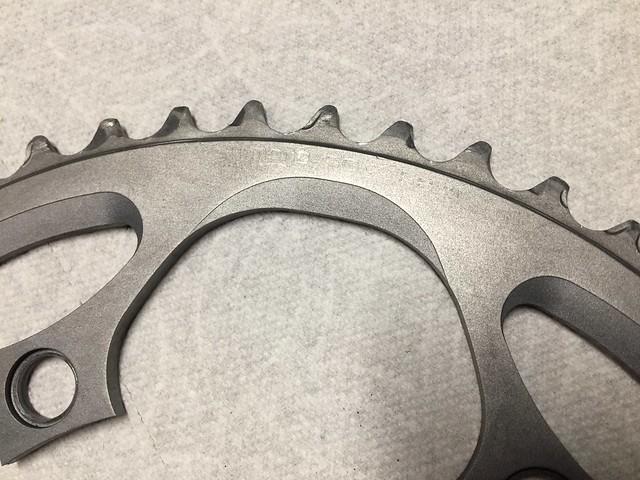 Replacement chainwheel