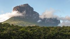 Table Mountain National Park Canaima Venezuela