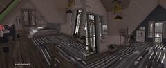 Farmhouse, inside I