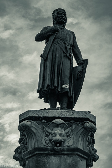 Jean Roesselmann, Vogt von Colmar --- Jean Roesselmann, Governor of Colmar