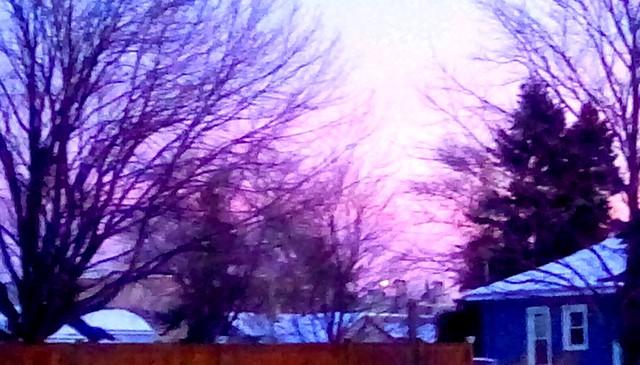 Winter twilight! - HFF Menominee Michigan