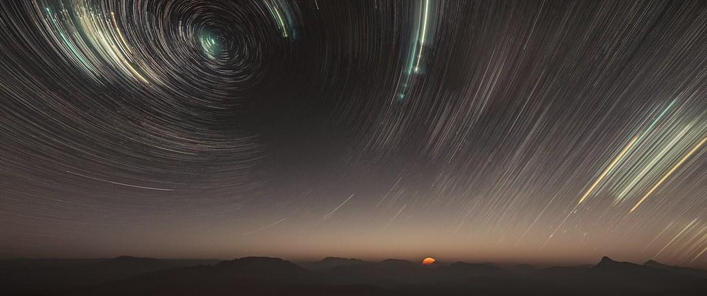 Star Citizen   Daymar Skies