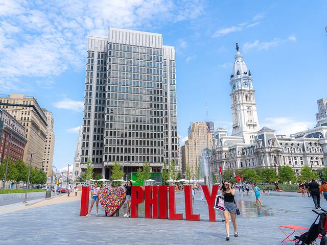 I heart Philly