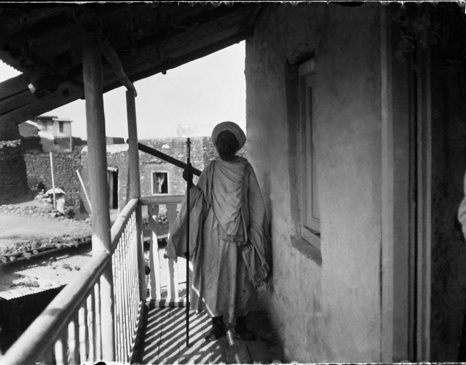 47. Харар.Местный житель хараритянин