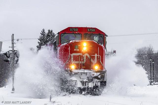 Dashing through...err, I Mean EMDing Through The Snow