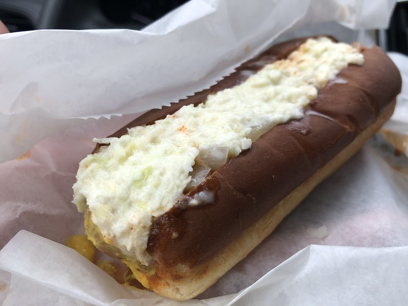 Sams Hot Dogs - Alum Creek