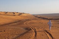 Wahiba Sands, Rub al Khali, Oman