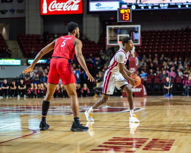University of Massachusetts Men's Basketball vs Duquesne (1/25/19)