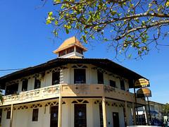 Antigua Capitanía de Puerto, patrimonio puntarenense/ The old Port Authority building at Puntarenas