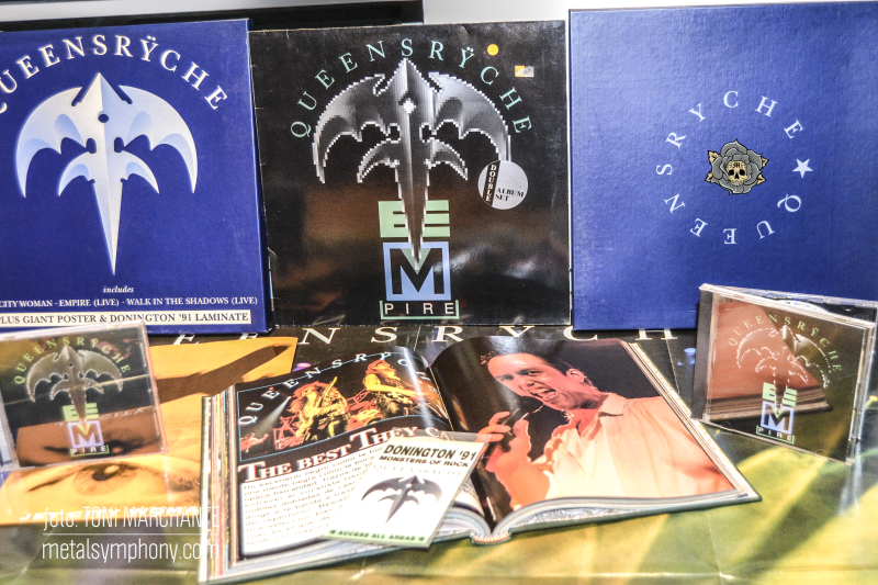 "Queensrÿche: Del ""Rage For Order"" Al ""Empire"" Sin Pasar Por El ""Operation: Mindcrime"""