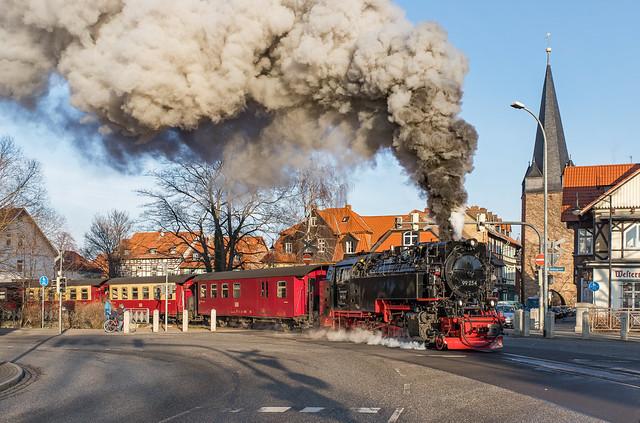 HSB 99 234 Wernigerode Westerntor