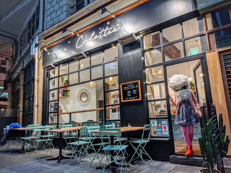 Colette passage tea shop