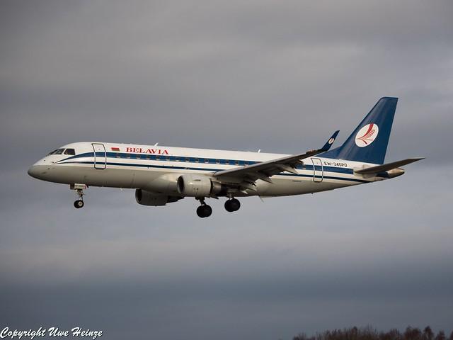 Belavia EW-340PO (A) OMD