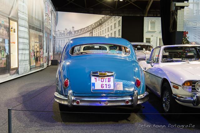 Jaguar Mk1 - 1959