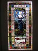 """The Main Panel of """"The Lay of the Last Minstrel"""" Stained Glass Window by William Montgomery; """"Warwilla"""" Modern Gothic Queen Anne Mansion - Corner St Kilda Road and Beatrice Street, Melbourne"""