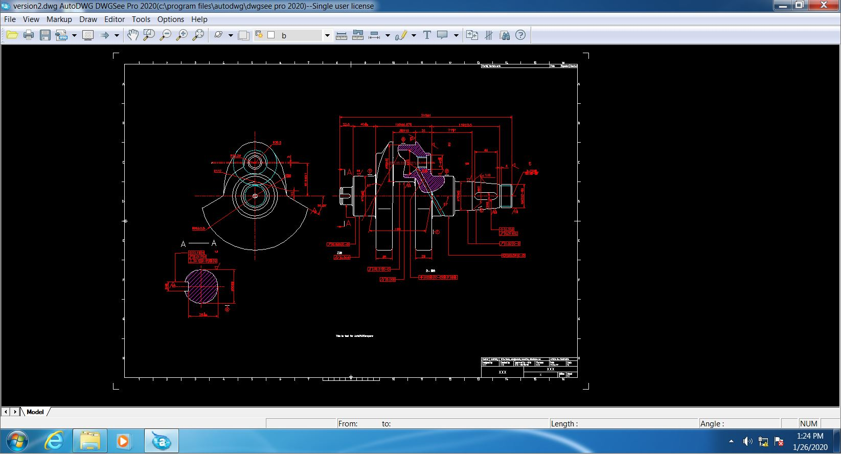 Working with AutoDWG DWGSee Pro 2020 5.2.2.2 full license