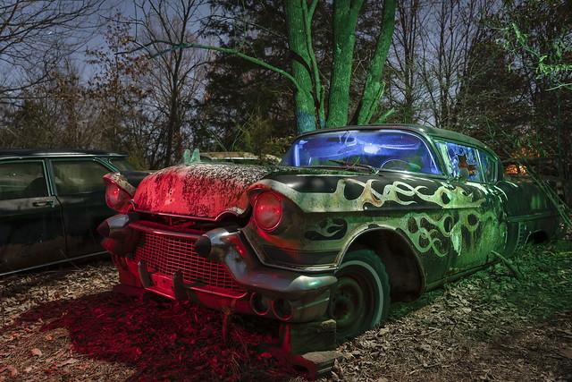 RGB Cadillac