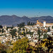 Granada Albayzin_view from Alhambra