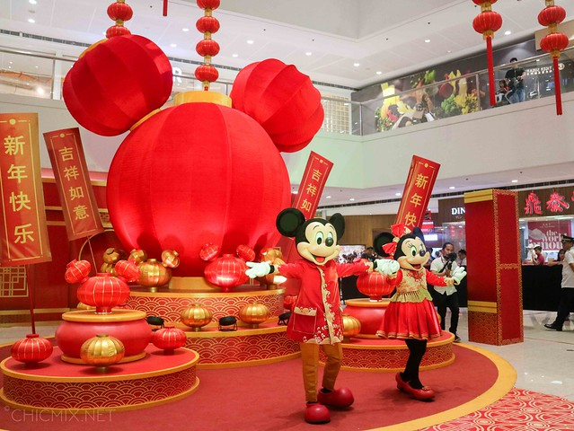 mickey minnie mouse at sm supermalls