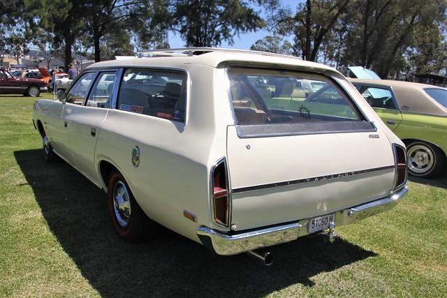 1981 Chrysler CM Valiant station wagon