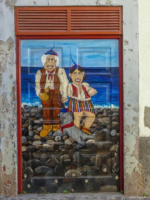 door - locals