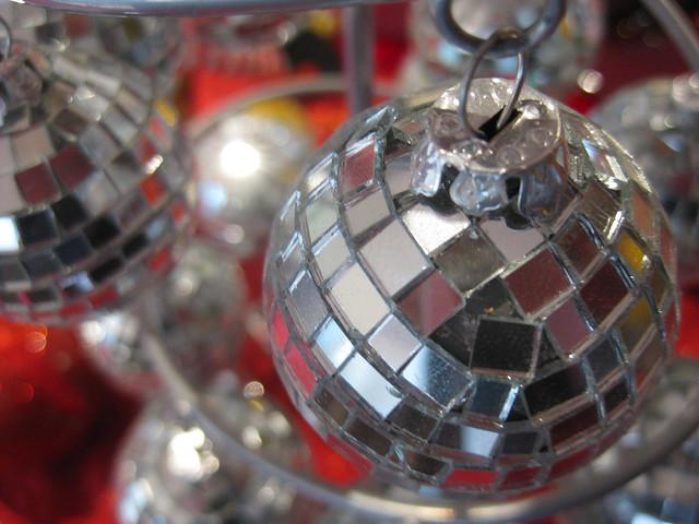 Disco Christmas Sparkles