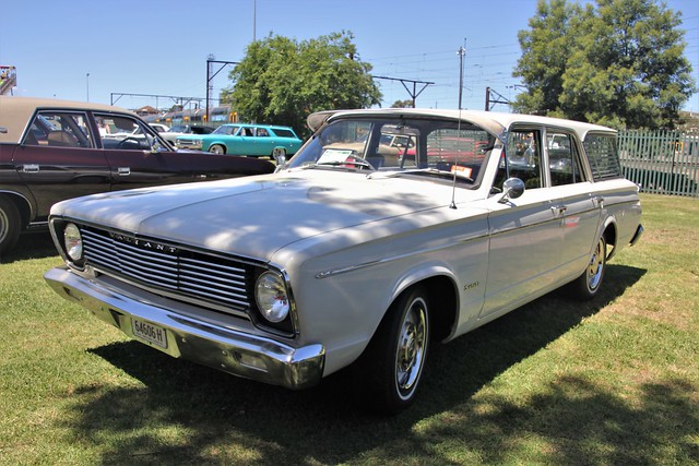 1967 Chrysler VC Valiant Safari station wagon