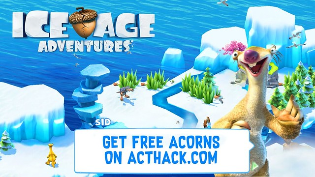 Ice Age Adventures Hack Updates January 26, 2020 at 02:30PM