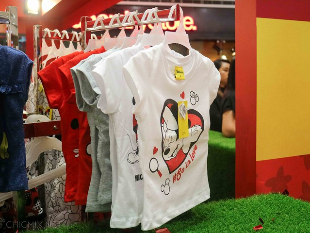 mickey mouse shirts and accessories at sm supermalls