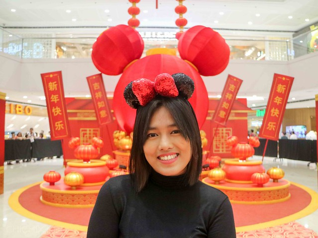 mickey mouse at sm supermalls