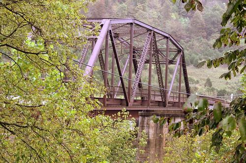 kylesford tn tennessee hancockcounty tn70 trailofthelonesomepine bridge warrentruss throughtruss 1930 edwardrtalleybridge clinchriver bmok