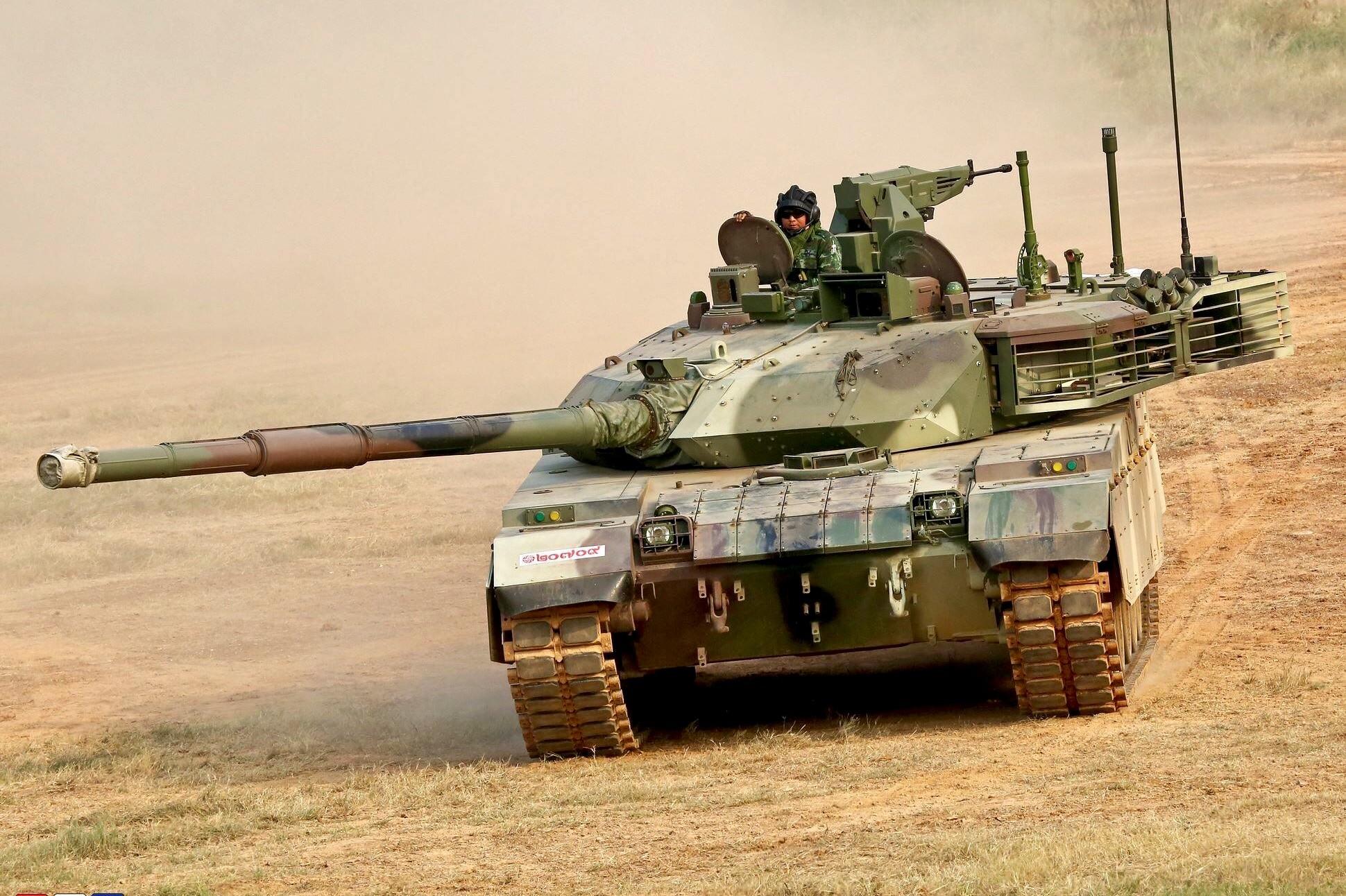 Armée Thailandaise/Royal Thai Armed Forces - Page 19 49442366108_b6f3e427f8_k