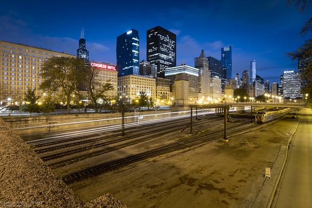 Tracks, Chicago - USA