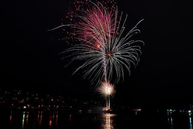 Australia Day Fireworks 1