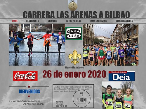 XXV Carrera Las Arenas - Bilbao