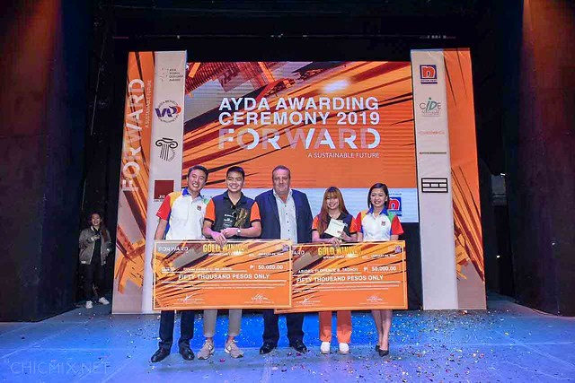 asia young designer awards 2019 awarding