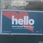 Preston - Sign [Avanti West Coast] 191228