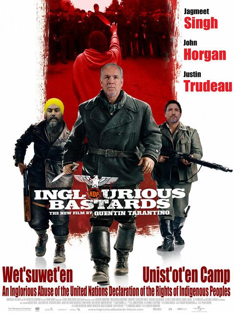 Inglorious Canadian Bastards