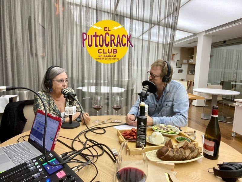 Foto 2 web El PutoCrack Club Pilar Luna Bernd H Knoller La Fabrica de Radio