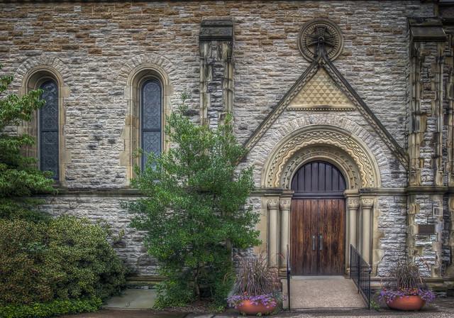 Norman Chapel Gate House