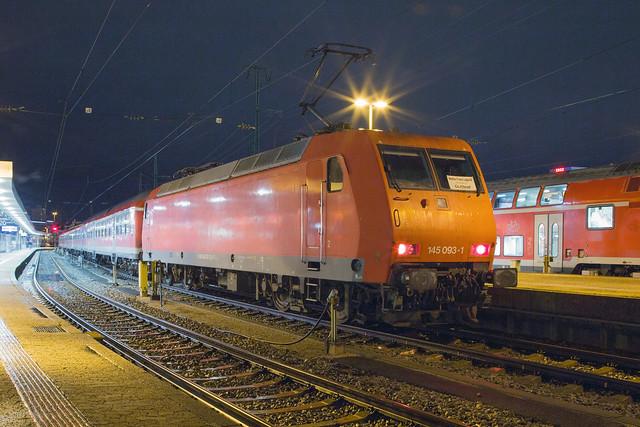 BRLL 145 093 Nürnberg Hbf
