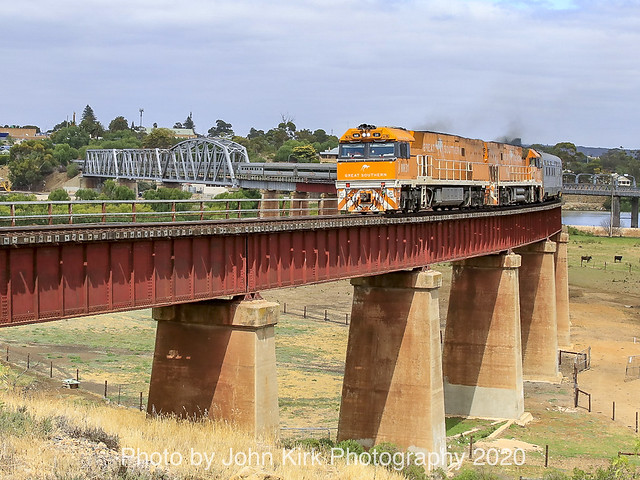 Great Southern on Murray Bridge