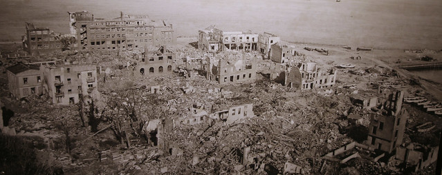 End of Helgoland Bombing