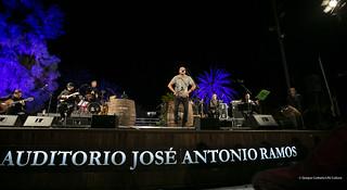 Concierto Benito Cabrera y el bailarín Jep Meléndez